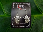 Viking Man Earrings