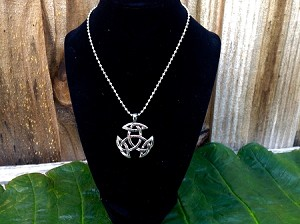 Celtic Knot Amulet Necklace